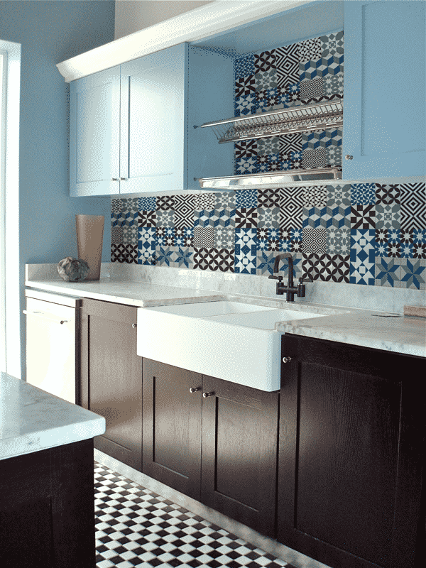 Kitchen Wall Tile Stickers - DesignMind