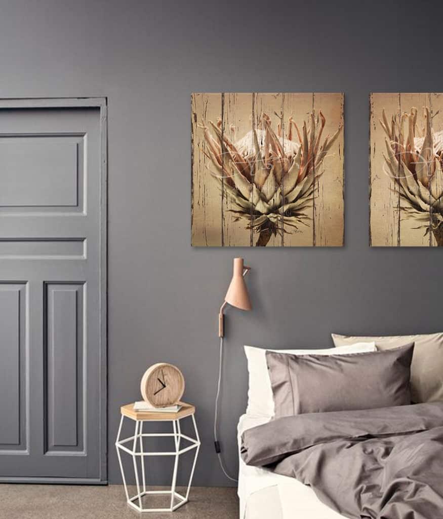 Designer Wall Art On Wood Designmind