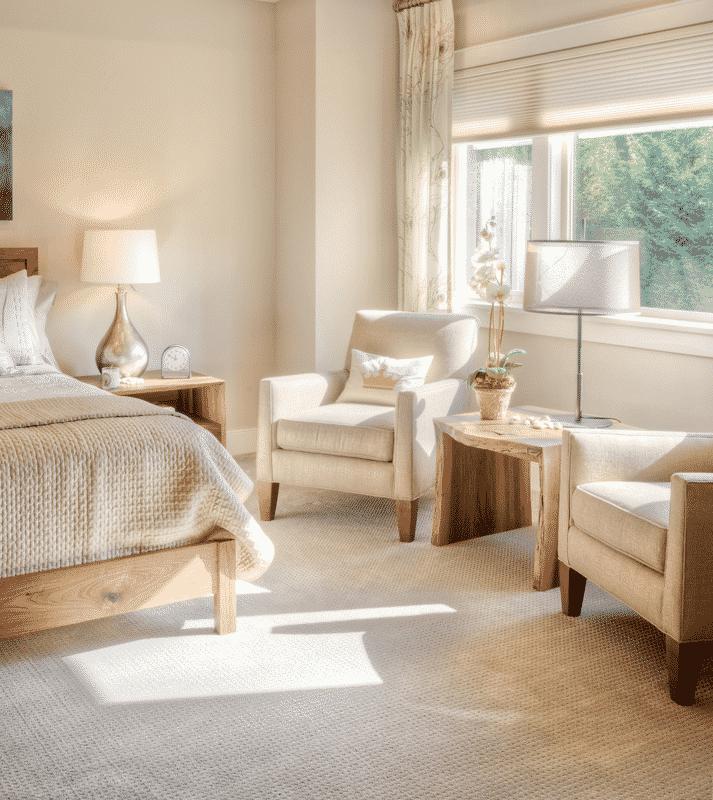 Neutral Bedroom Inspiration Designmind