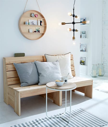 Quick Project: Indoor or Outdoor Seating Bench