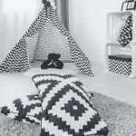 black-white-and-grey-kids-room