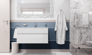 Whatever the shape or size of your bathroom, it is easy to include these few ideas from @liquidred_africa to transform the look and feel of it into a beautiful sanctuary. #designmindsouthafrica #designmind #homedecor #homedesign #homeinspiration #decorideas #homeideas #interiordesign #interiors #interior #bathroom #bathroomdesign #bathroomdecor #bathroomrenovation #bathroomremodel #bathroominspo #bathroominspiration #bathroomaccessories #heatedtowelrail #rail #towelrail #colourpop #bathroomtrends
