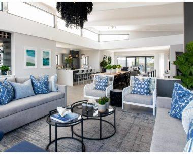 Kenton Home: Joseph Avnon Interiors