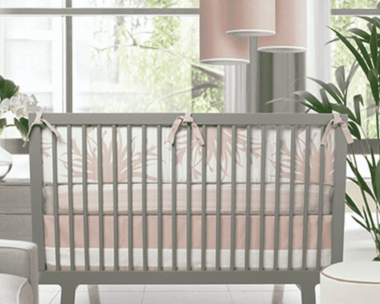 Make your own DIY crib or cot